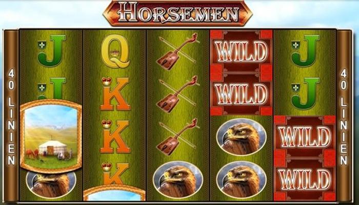 Horsemen Gameplay