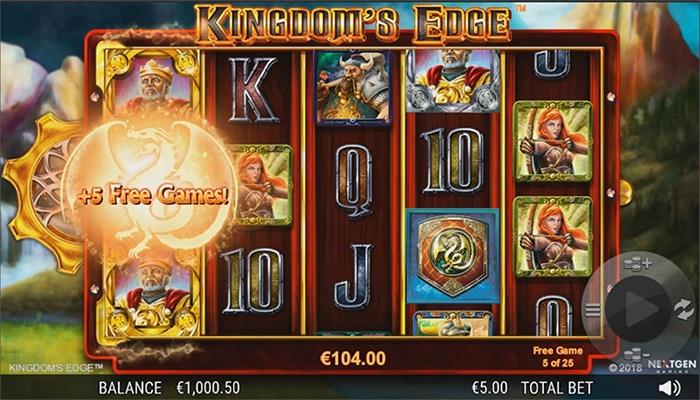 Kingdom's Edge Gameplay