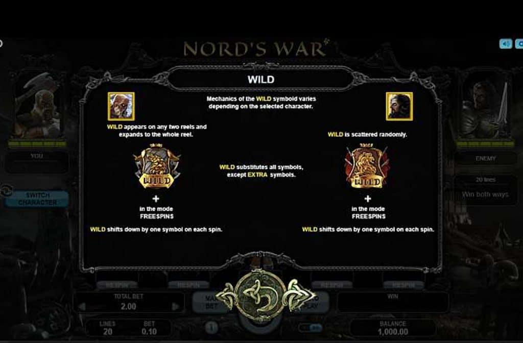 De Wild in Nord's War zorgen voor een leuke gameplay