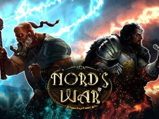 Nord's War Logo3