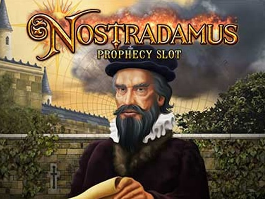 Nostradamus Prophecy Slot logo1