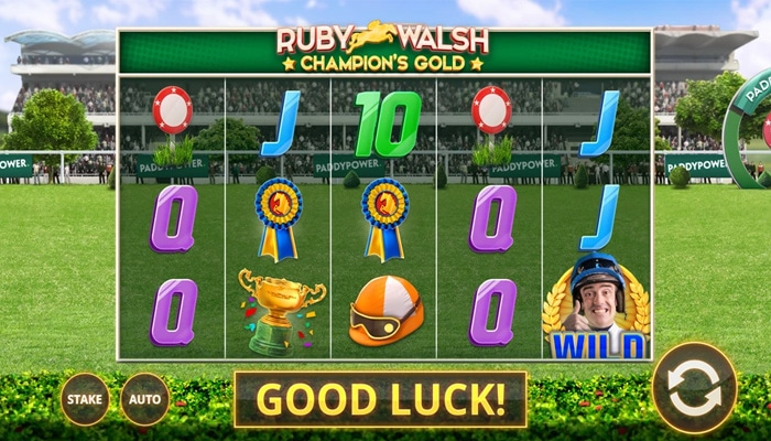Ruby Walsh Gameplay