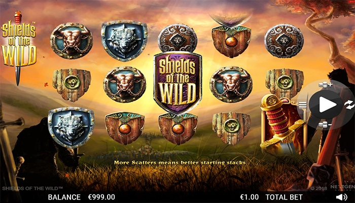 Shields of the Wild Gameplay