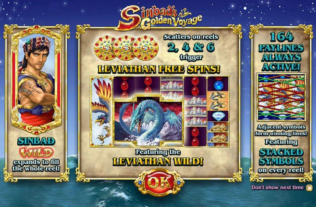 De Leviathan Free Spins Bonus is de enige bonus in dit spel