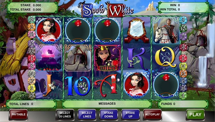 Snow White Gameplay