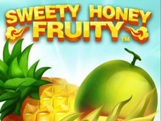 Sweety Honey Fruity Netent logo2