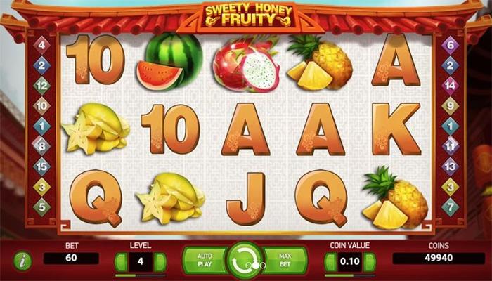 Sweety Honey Fruity Gameplay