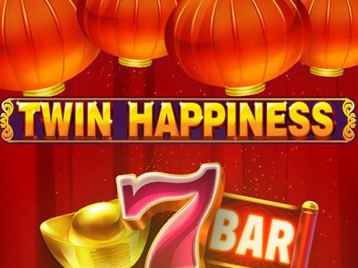 Twin Happiness Netent logo