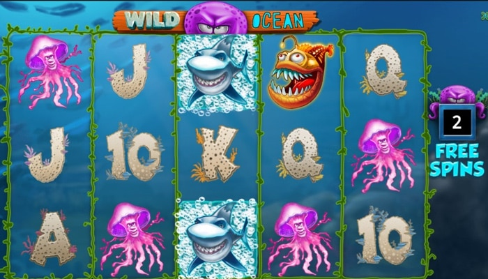Wild Ocean Gameplay