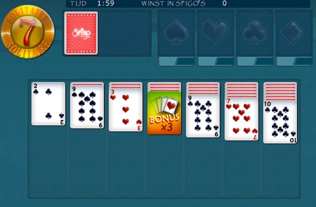 Spelprovider Spigo heeft ook een bonus in het spel verwerkt