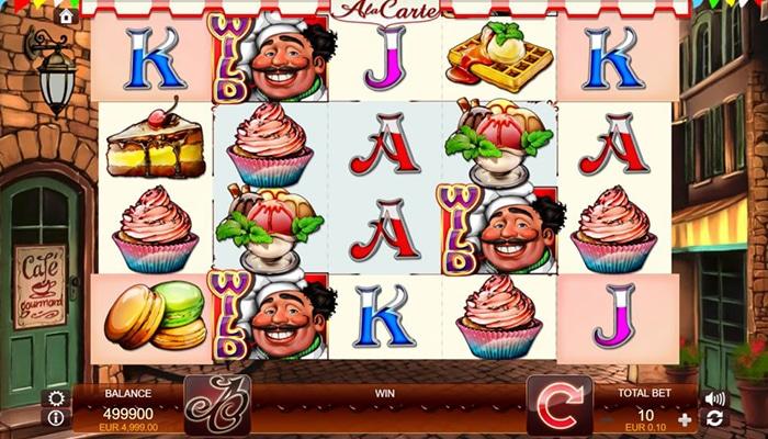A La Carte Gameplay
