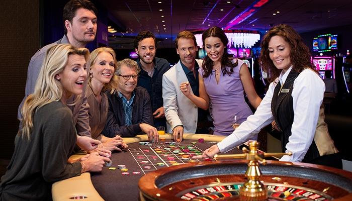 Bij Holland Casino roept de croupier Rien ne va plus