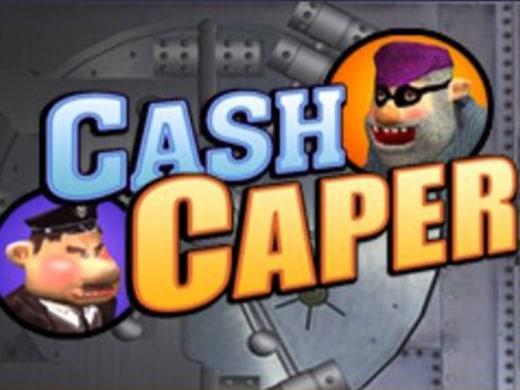 Cash Caper logo
