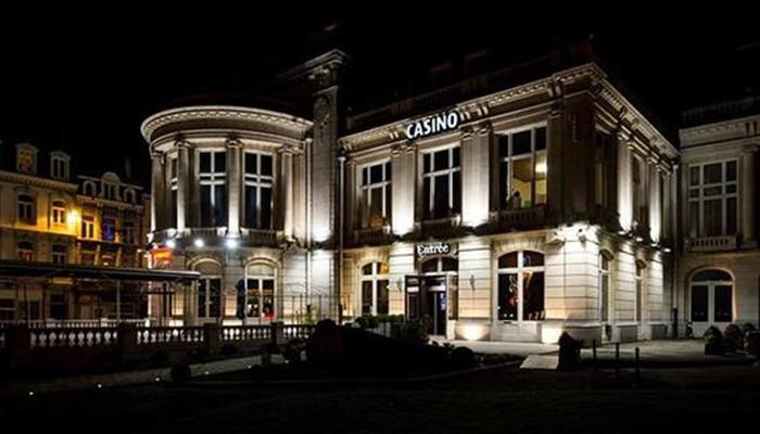 Het casino van Spa België