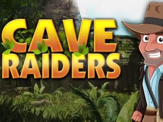 Cave Raiders Logo1