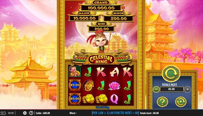 Celestial King Gameplay