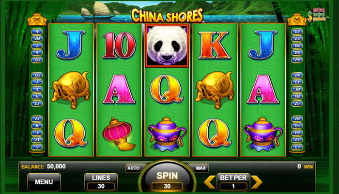 China Shores Gameplay
