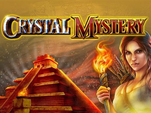 Crystal Mystery Logo