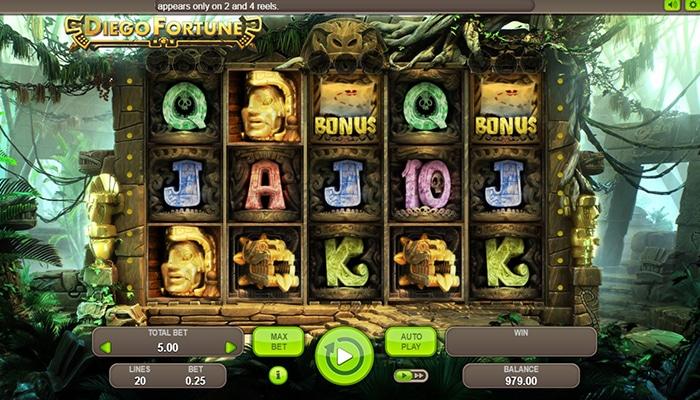 Diego Fortune Gameplay