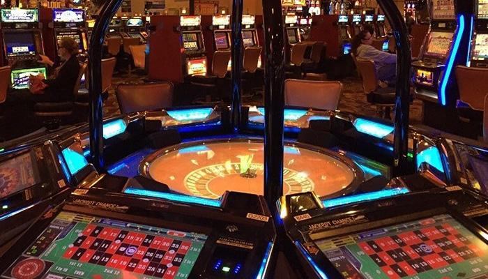 Multi Roulette in Holland Casino
