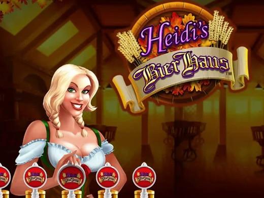 Heidi's Bier Haus Logo1