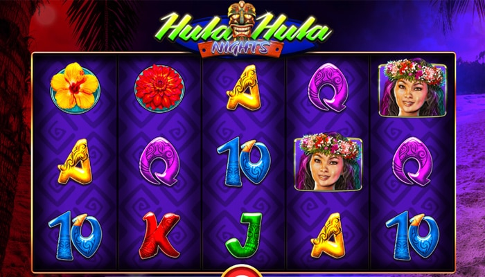 Hula Hula Nights Gameplay