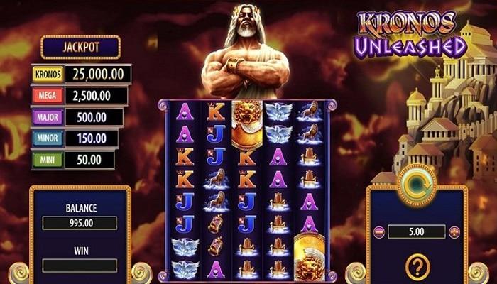 Kronos Unleashed Gameplay