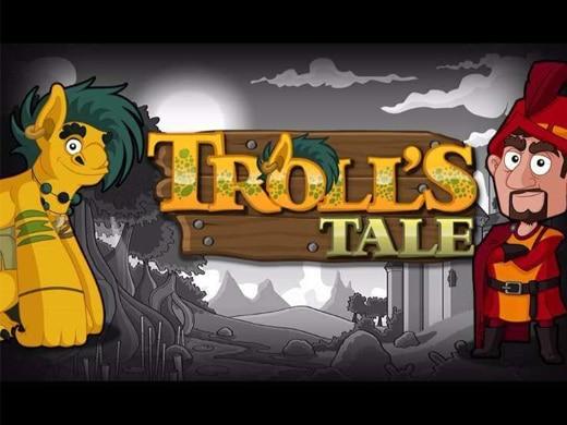 Troll's Tale Logo