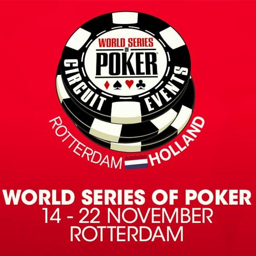 WSOP Rotterdam