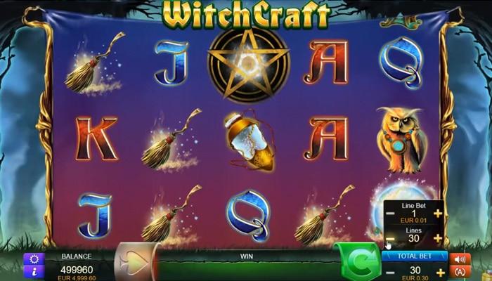 WitchCraft Gameplay