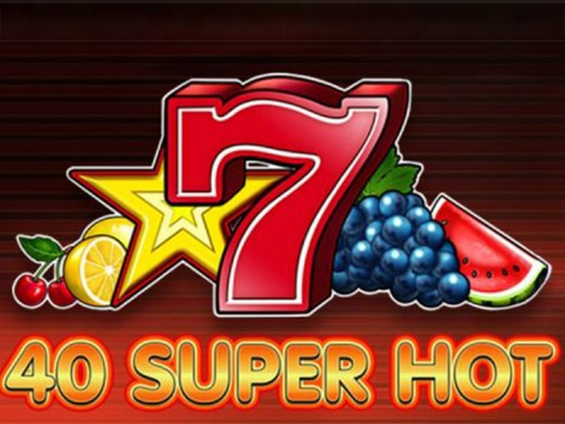 40 Super Hot logo2