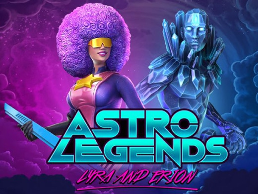 Astro Legends Lyra and Erion 1