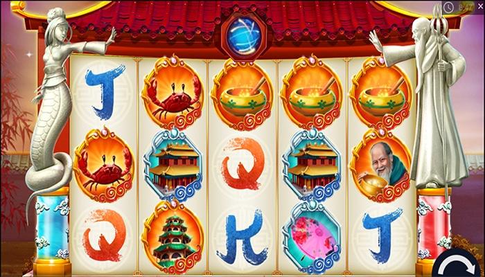 Bai She Zhuan Gameplay