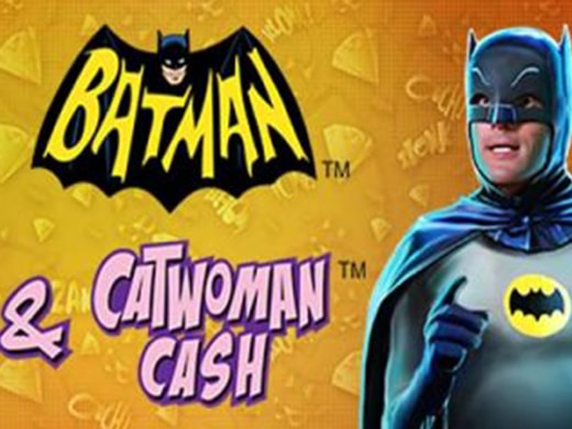 Batman & Catwoman Cash logo