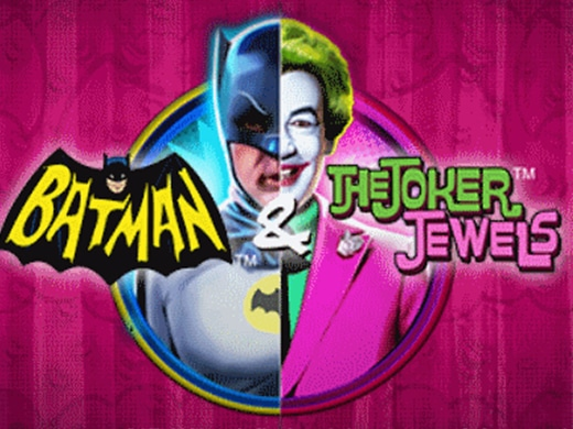 Batman and The Joker Jewels logo