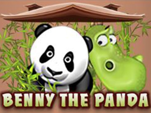 Benny The Panda Omi Gaming logo