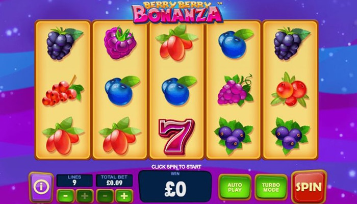 Berry Berry Bonanza Gameplay