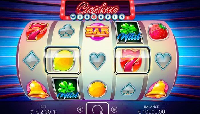 Casino Win Spin Gameplay