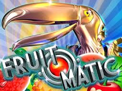 Fruit-O-Matic Logo