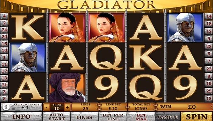 Gladiator Gameplay