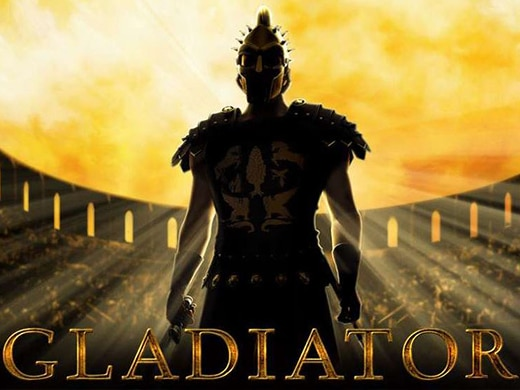 Gladiator Playtech logo1