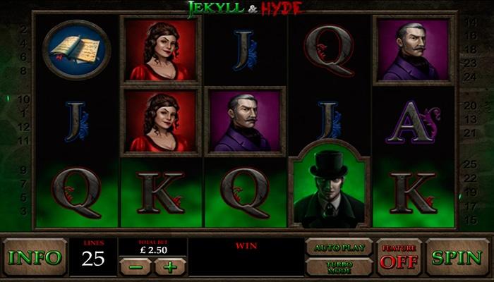 Jekyll & Hyde Gameplay