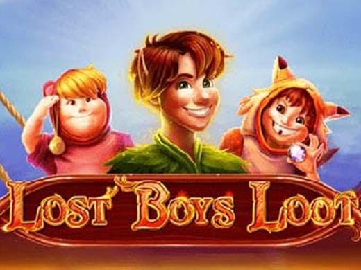 Lost Boys Loot iSoftbet logo
