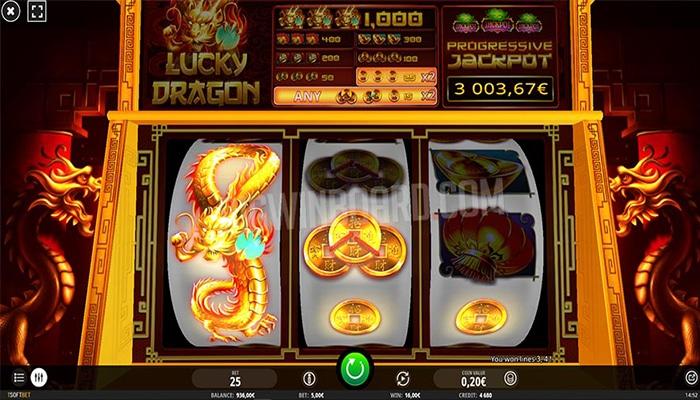 Lucky Dragon Gameplay