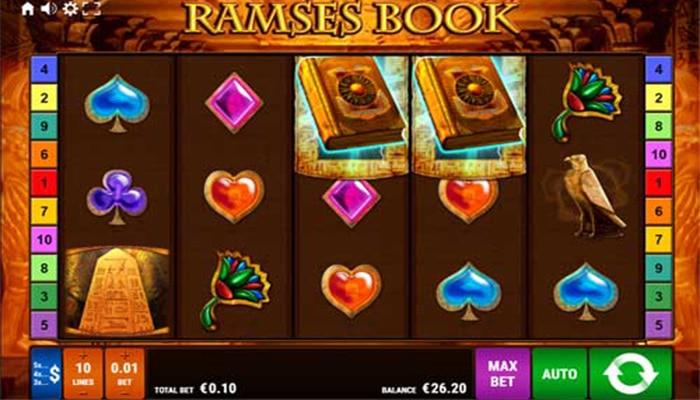 Ramses Book Gameplay