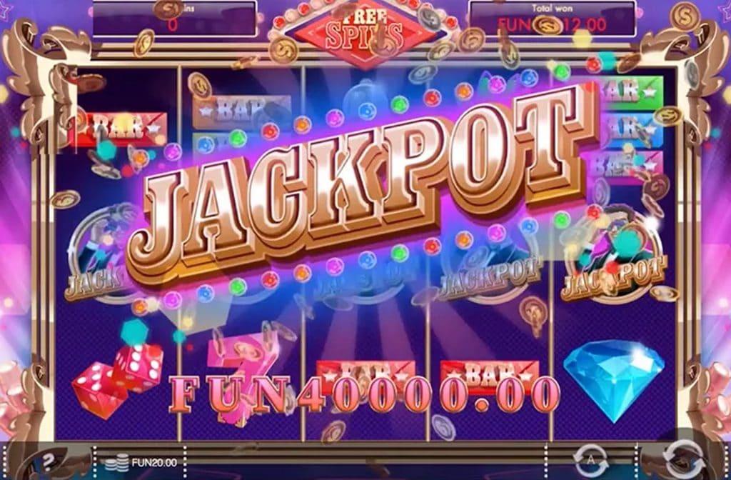 Jackpot Richie is het wild symbool bij Richie in Vegas