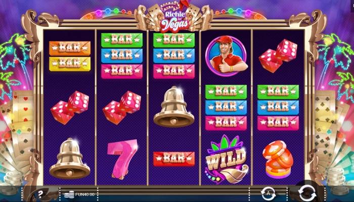 Richie in Vegas Gameplay
