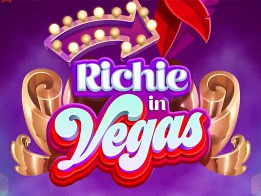 Richie in Vegas Logo