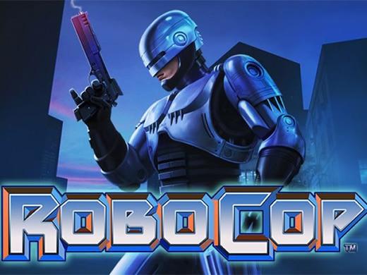 Robocop Playtech Logo2