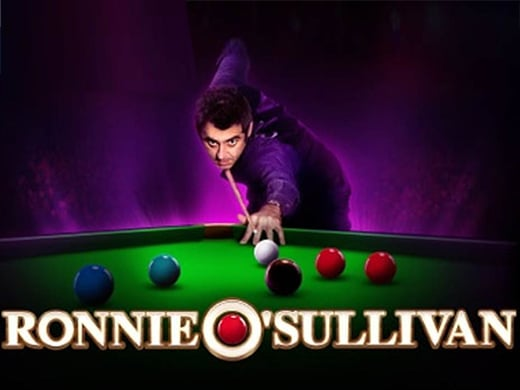 Ronnie O'Sullivan Playtech